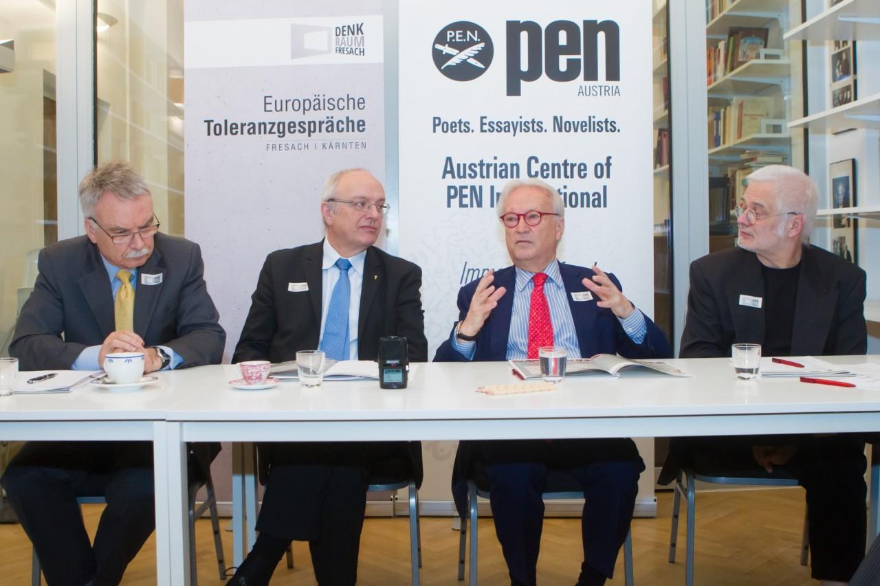 Dialog für Europa